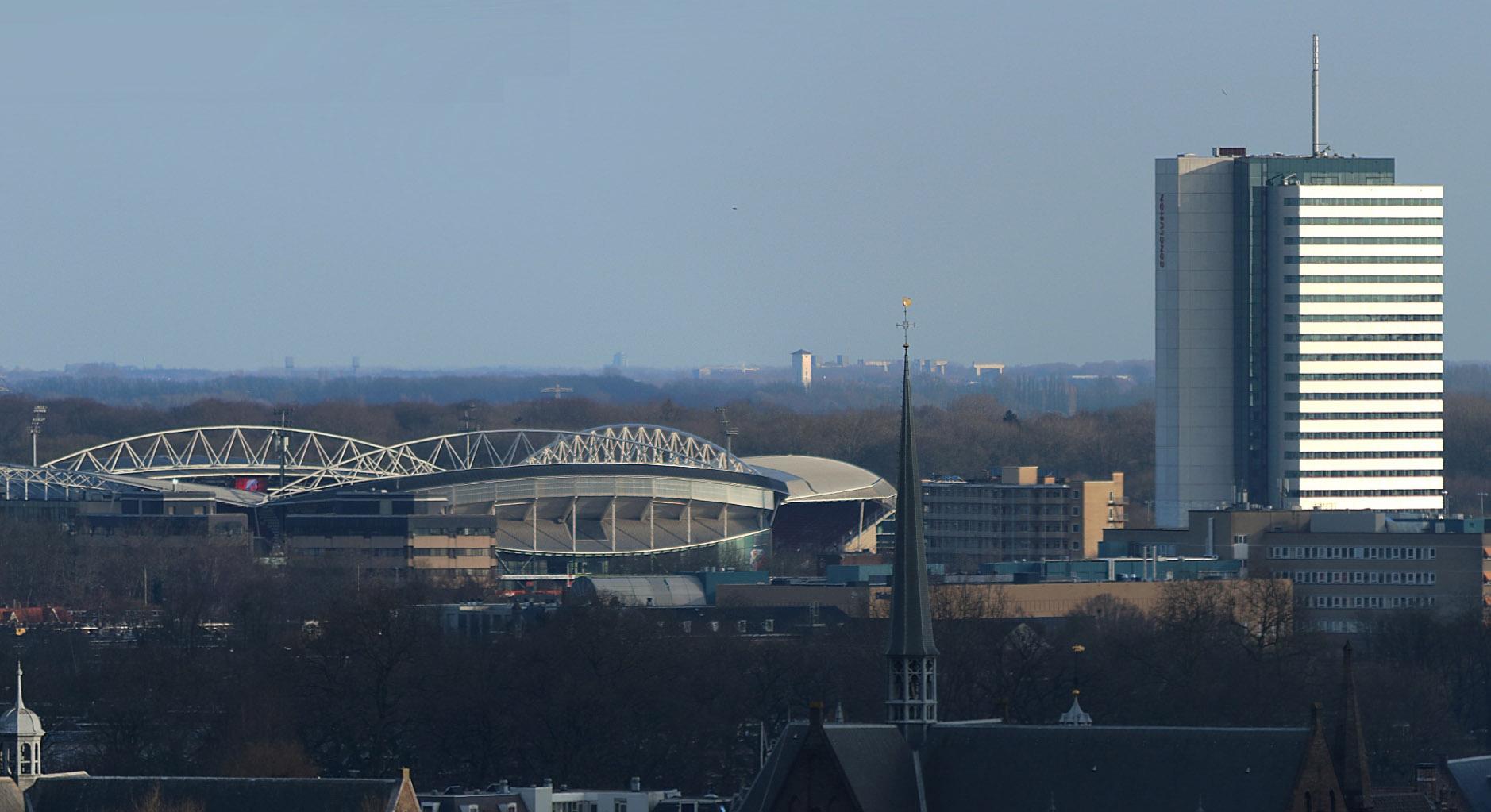 Utrecht Stadium and Wijk bij Duurstede